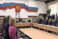 31 января сразу восемь депутатов сложили свои полномочия.