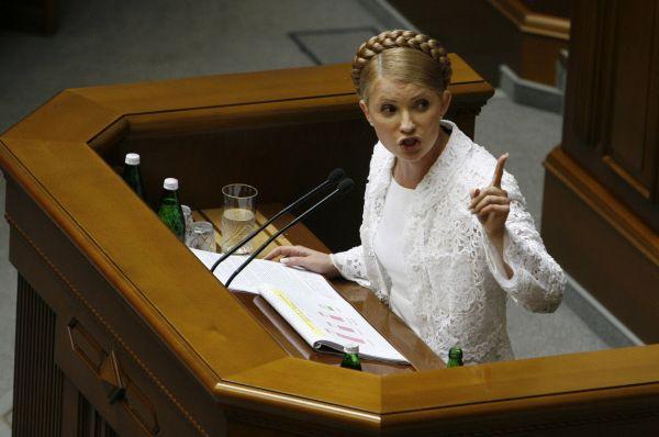 Избранная в 2007 году в Верховную Раду правящая коалиция утвердила Юлию Тимошенко в должности главы кабинета министров Украины. Тимошенко утвердила программу правительства, направленную на усиление борьбы с коррупцией и ужесточение условий приватизации государственной собственности.