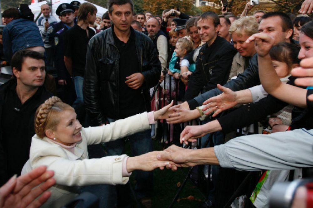 Эти события оказали значительно влияние на политическую жизнь Украины и привели к политическому разрыву Тимошенко не только с командой Януковича, но и с президентом Ющенко.