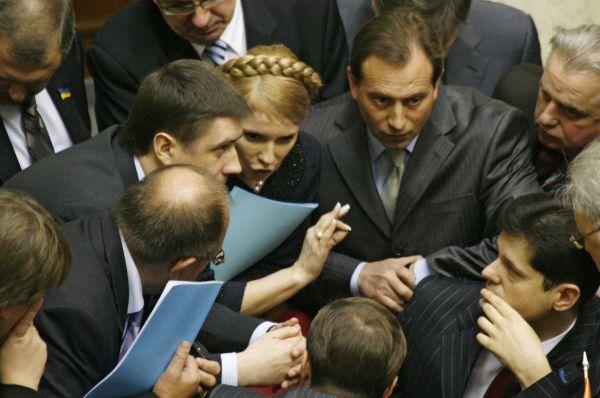По инициативе Юлии Тимошенко также были проведены проверки законности приватизации по трём тысячам предприятий. Блок Тимошенко также не допустил принятия законов, направленных на приватизацию крупным капиталом сельскохозяйственных земель Украины.