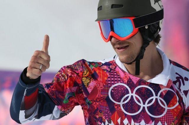 Двухкратный олимпийский чемпион Вик Уайлд.
