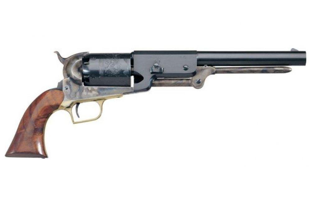Первый высокий доход и широкую известность Кольту принёс заказ армии США на тысячу экземпляров Colt Walker. В 1847 году был выпущен шестизарядный револьвер 44-го калибра с усовершенствованным ударно-спусковым механизмом. Впоследствии он стал любимым пистолетом Клинта Иствуда.