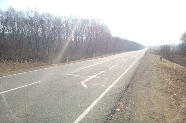 ДТП в Партизанском районе.