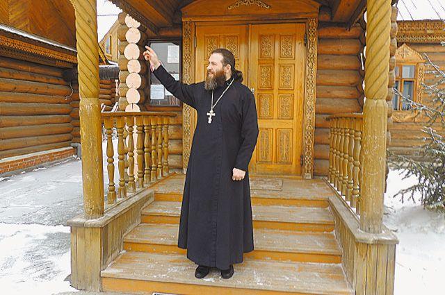 Отец Алексий Перегудов