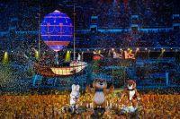 Олимпиада 2014. Церемония закрытия.
