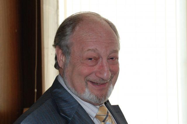 Борис Ротберг.