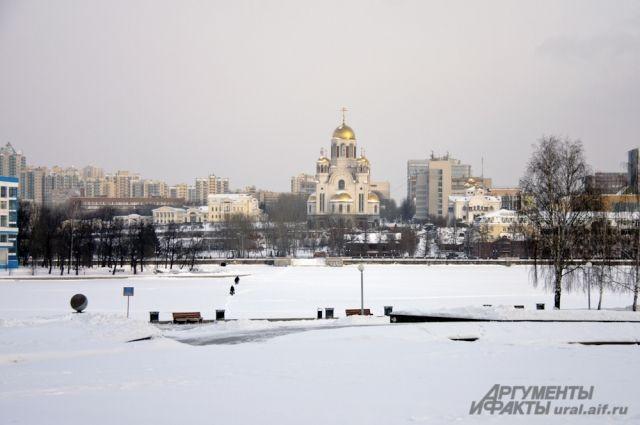 В Екатеринбурге может появиться новый мост через Исеть