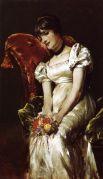 В 1883 году Ренуар побывал в Алжире и Италии и познакомился с работами классиков эпохи Возрождения. Они произвели на художника большое впечатление, а его вкус существенно изменился.
