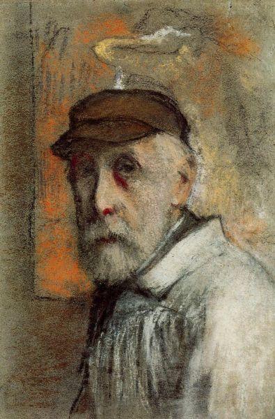 Пьер Огюст Ренуар умер 3 декабря 1919 года в Кань-сюр-Мере от воспаления лёгких в возрасте 78 лет. Превозмогая боль, он писал вплоть до самой смерти, заявляя, что «боль проходит, а красота остаётся». Художник похоронен в Эссуа.