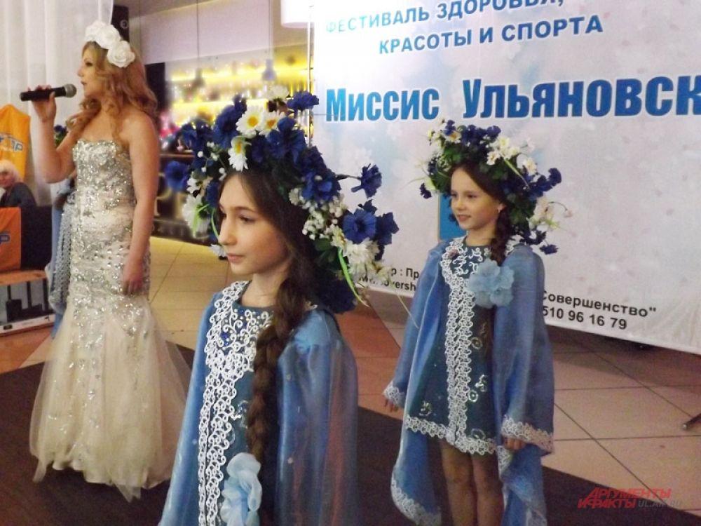 Фания Пичуева выступила в роли Весны