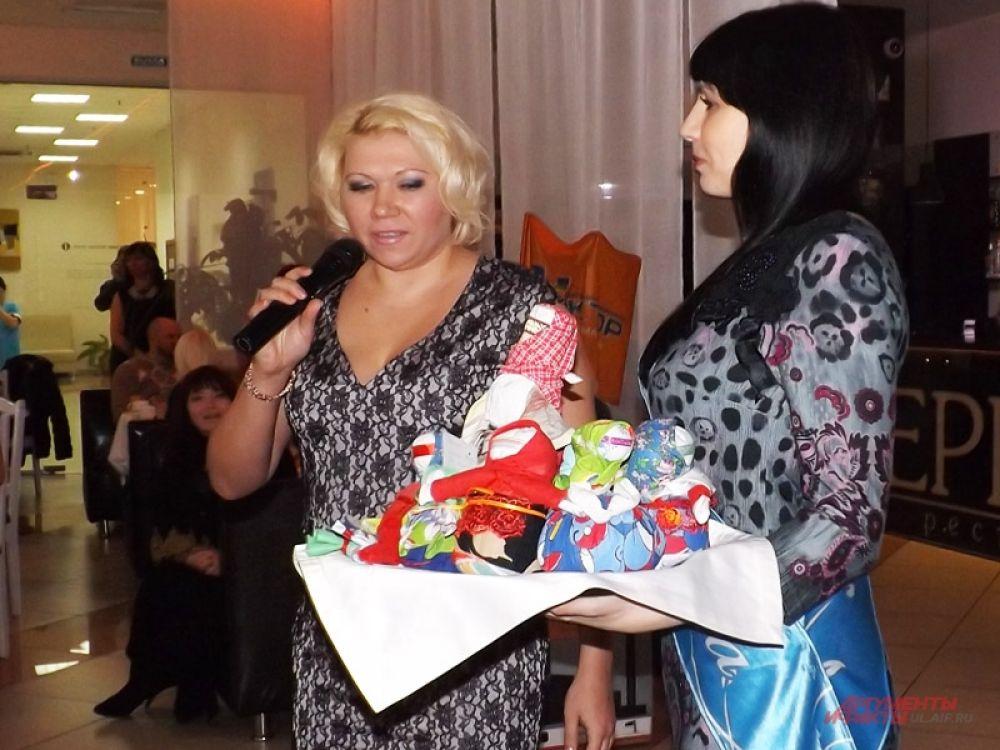 Екатерина Хайруллина рассказала об обрядовой кукле