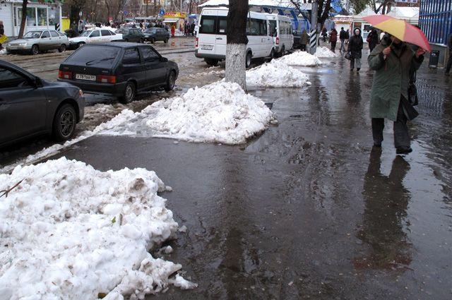 Ранний февраль в Приморье