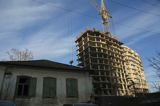 Прокуратура Екатеринбурга выявила стройку дома без разрешения