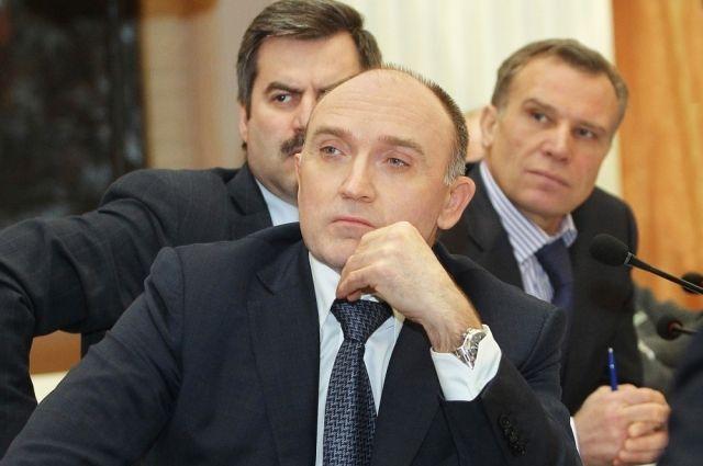 Челябинцы могут задать вопросы губернатору Борису Дубровскому