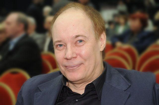 Актёр Владимир Конкин.