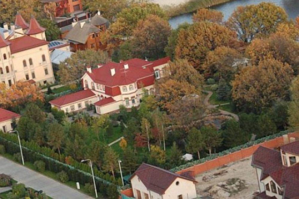Особняк Юлии Тимошенко площадью больше 450 квадратных метров