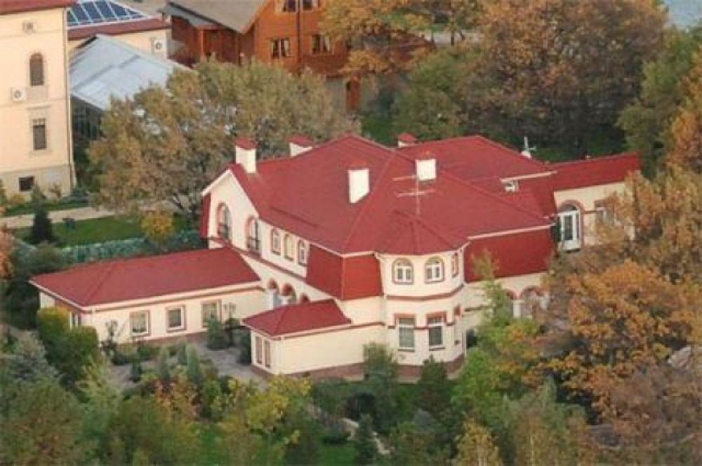 В Серебряном заливе Тимошенко поселилась в 2006 году