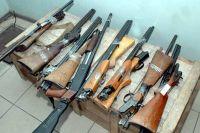 Оружие изъятое полицией