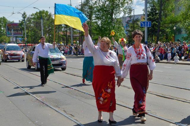 В Иркутске никто не делит людей на украинцев и русских.