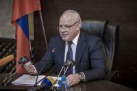 Виктор Зимин, глава республики Хакасия