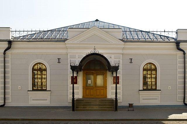 Выставочный зал «Манеж» Музея-заповедника «Казанский Кремль»