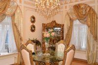 Интерьер дома бывшего генпрокурора Украины Виктора Пшонки