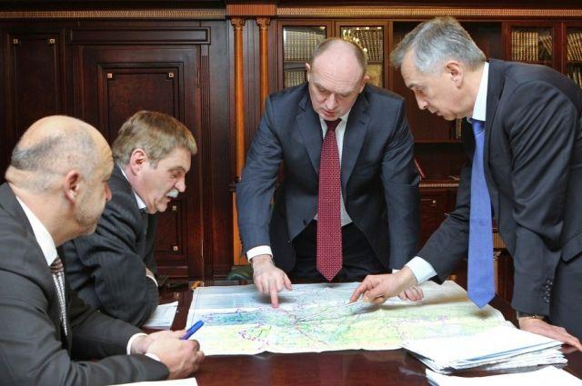 Борис Дубровский намерен «перекроить» карту Челябинской области
