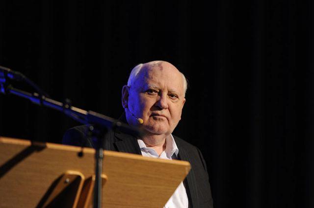 В зигзагах Перестройки. Горбачев прочел лекцию о СССР, себе и ...