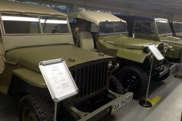 Коллекционных моделей в гараже Януковича несколько десятков