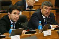 Заседание Законодательного Собрания Приморского края