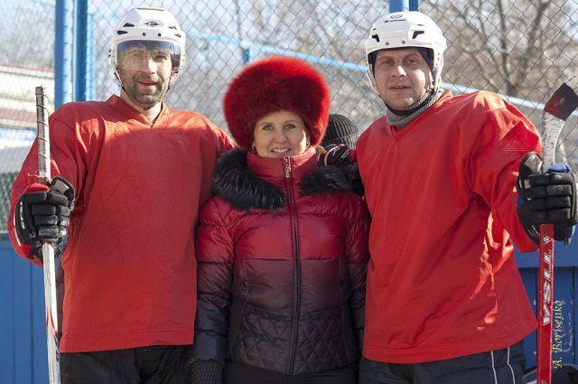 Хоккейный сезон закрывается во Владивостоке