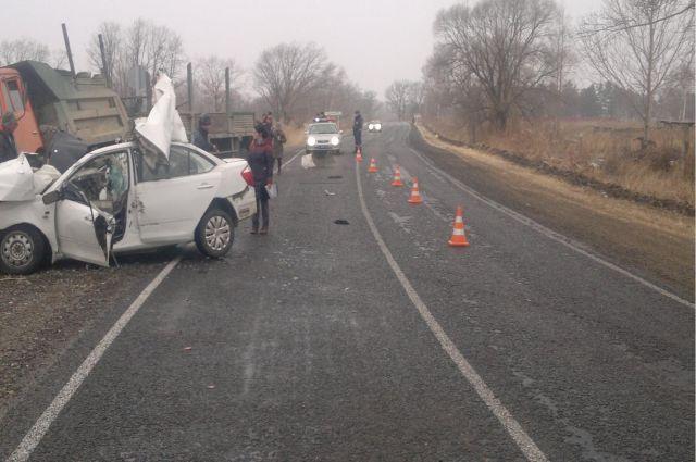 Плохие погодные условия могут сыграть злую шутку при превышении скорости
