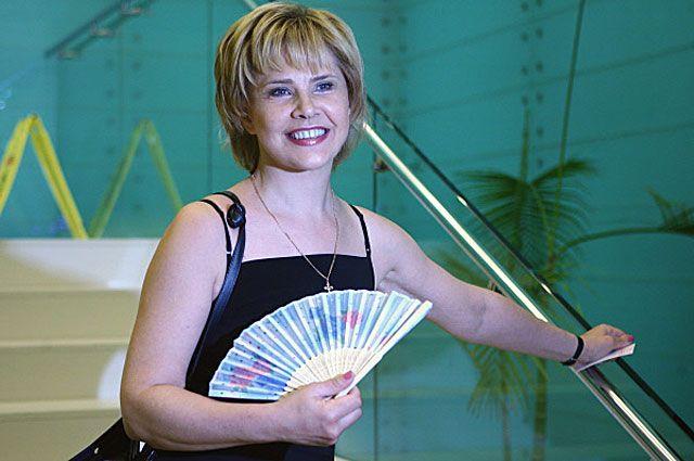 Татьяна Догилева.