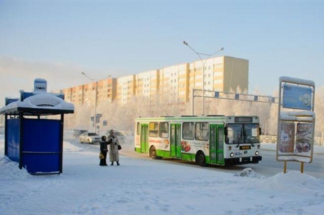 Два омских автобуса изменят свои маршруты.
