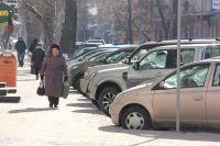 Стоянка в центре Казани теперь запрещена