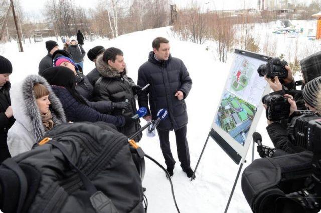 В СК «Калининец» смогут заниматься 3 тысячи юных уральцев