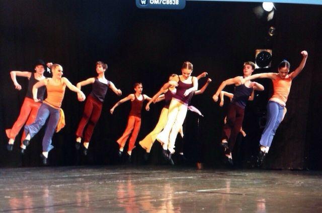 Юные уральские танцовщики привезли в Екатеринбург две золотые медали