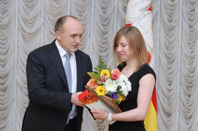 Глава Южного Урала дал Ольге Фаткулиной 2 миллиона за «серебро» Олимпиады