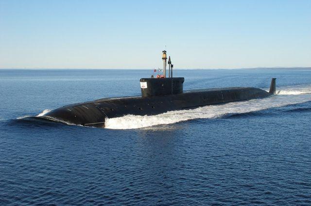 подводная лодка прошла под водой в 17 раз