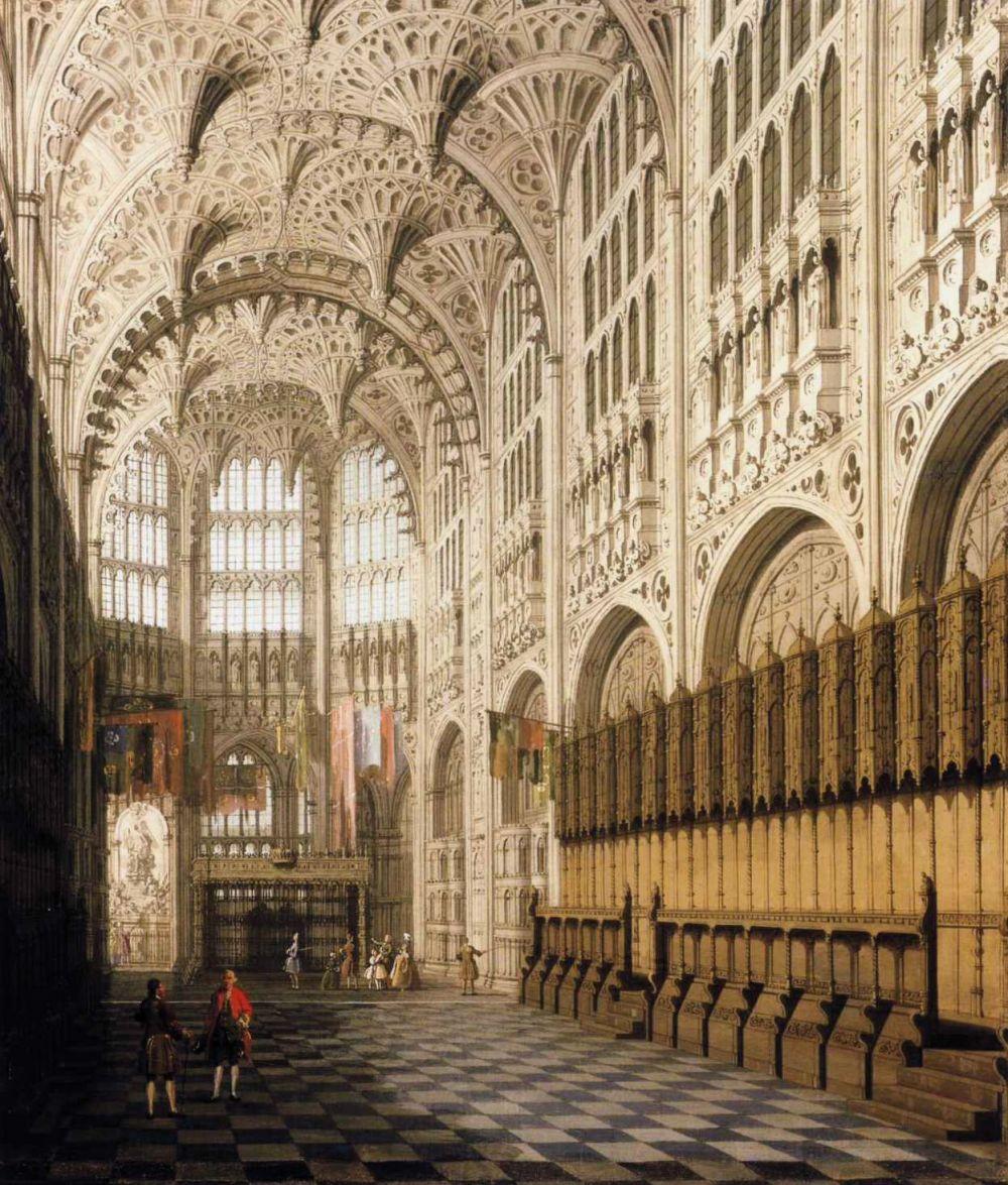 Генрих III решил почтить память Эдуарда, превратив аббатство в грандиозный комплекс зданий в готическом стиле. Он лично отдал распоряжения украсить фасад стрельчатыми арками и вставить крупные окна. Основные объекты предыдущей постройки остались нетронутыми, но в целом комплекс стал выглядеть совершенно иначе. Впрочем, после смерти Генриха III Вестминстерское аббатство осталось не законченным, а работы приостановились.