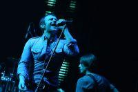 Святослав Вакарчук фронтмен группы «Океан Ельзи». Выступление 2011 года в Москве.