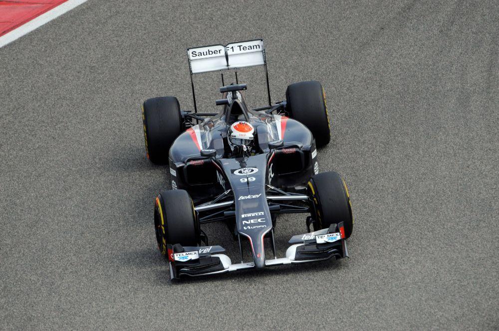 В Sauber в 2014 году мог выступить Сергей Сироткин, однако в последний момент выяснилось, что россиянин останется на должности тест-пилота.