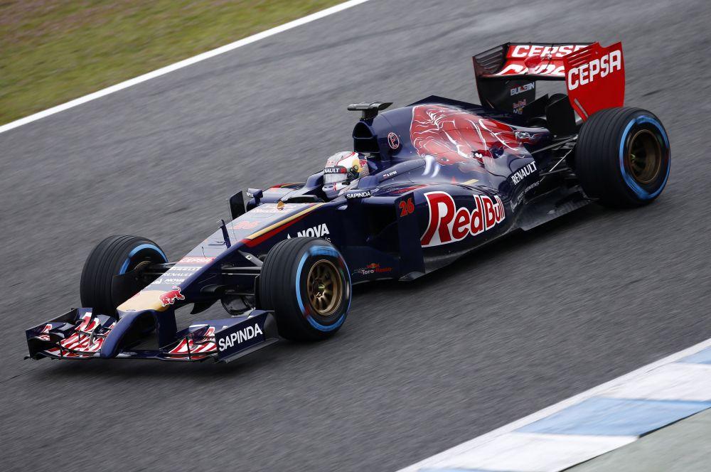 Зато российский гонщик появился в другой команде – Toro Rosso. Действующий чемпион GP3 Series Даниил Квят выступит в составе молодёжного коллектива Red Bull.