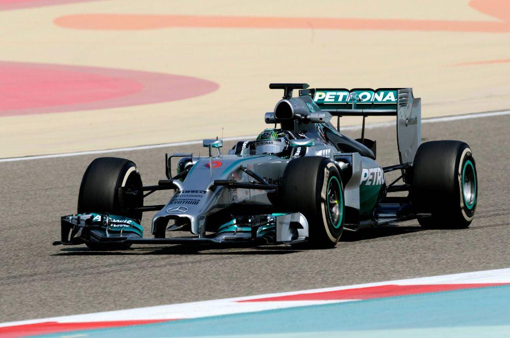 Многие специалисты сходятся во мнении, что на данный момент Mercedes W05 – быстрейшая машина Формулы-1 2014 года.