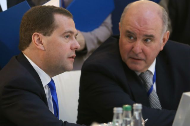 Замминистра иностранных дел Григорий Карасин (справа), архивное фото