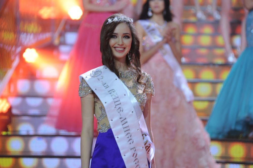 Второй Вице Мисс стала Костенко Анастасия из Ростовской области.