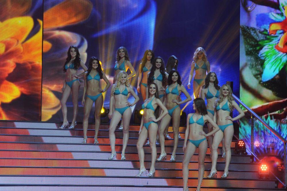 """Финал Национального конкурса """"Мисс Россия 2014"""""""