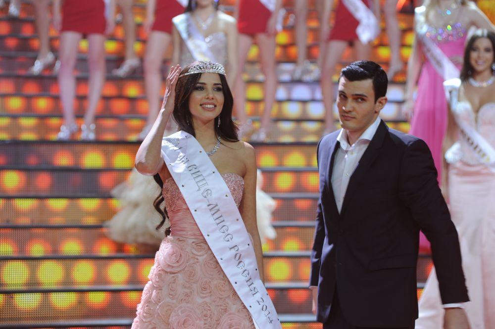 Звание Первой Вице Мисс досталось Решетовой Анастасии из Москвы.