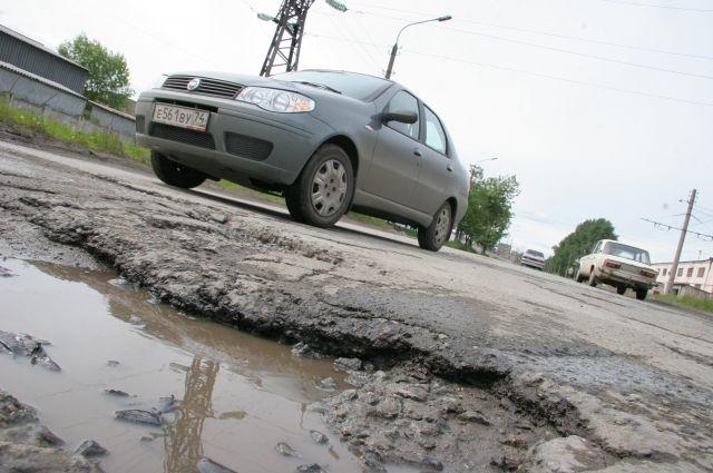 153 км дорог в Омской области отремонтируют в 2014 году.