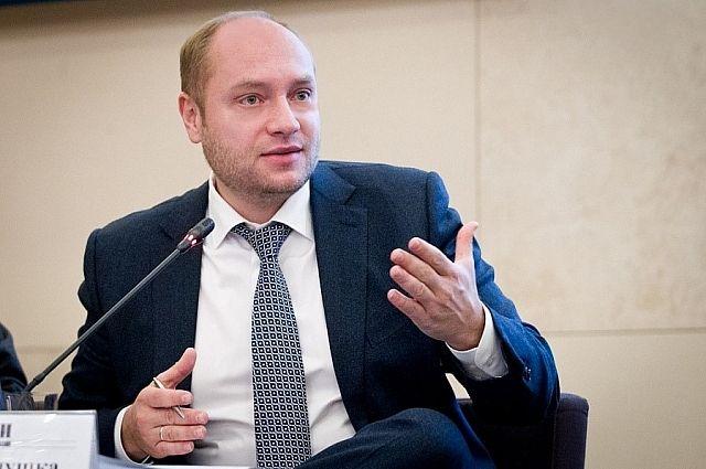 Министр Дальнего Востока Александр Галушка.
